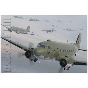 """Douglas C-47 Skytrain """"Dakota"""" Plane"""