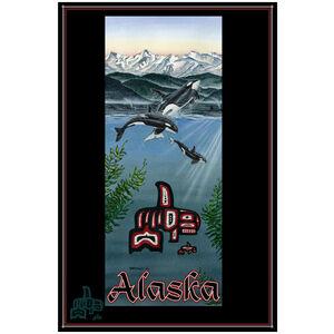 Alaska Orca Passage