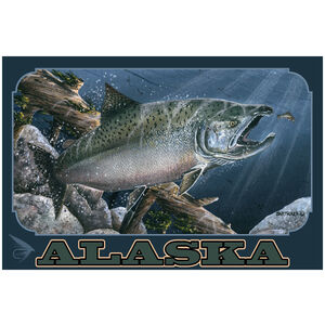 Alaska Tyee Salmon