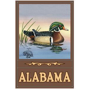 Alabama Wood Duck