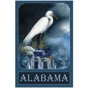 Alabama Snowy Egret
