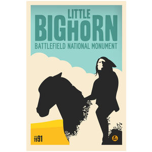 Little Bighorn Battlefield National Monument, Indian