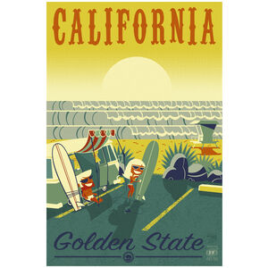 California Golden State