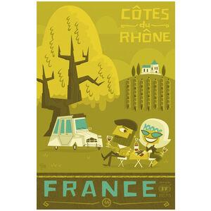 France Cotes Du Rhone