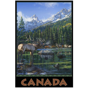 Canada Elk Challenge