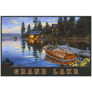 Grand Lake Colorado Boat Dock
