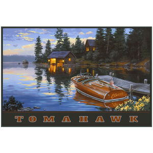 Tomahawk Cabin
