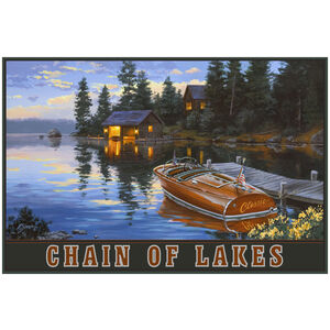 Chain of Lakes Cabin