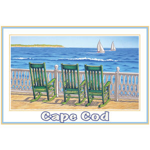 Cape Cod Upper Deck View