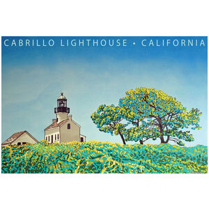 Cabrillo Lighthouse California