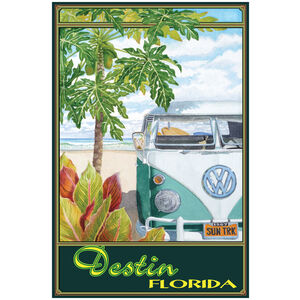 Destin Florida Truck Hula