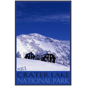 Ski Crater Lake