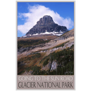 Glacier National Park Going To The Sun Road