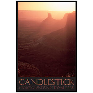Candlestick Canyonlands National Park