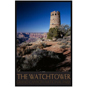 The Watchtower Grand Canyon National Park