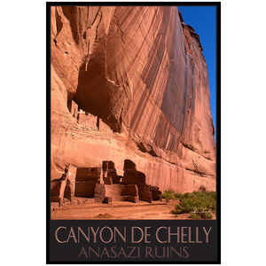 Canyon De Chelly Anasazi Ruins
