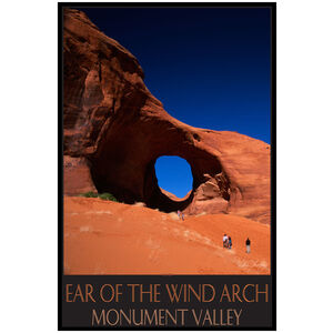 Ear OfThe Wind Arch Monument Valley