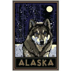 Alaska Timberwolf