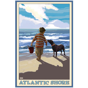 Atlantic Shore Boy Dog East