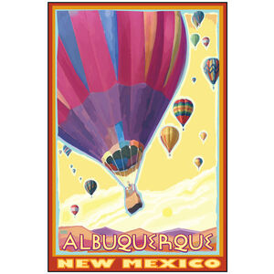 Albuquerque New Mexico Hot Air Balloons