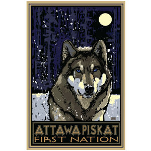 Attawapiskat First Nation Timberwolf