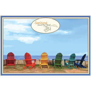 Appeldoorn's Resort Adirondack Chairs