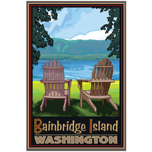 Bainbridge Island Washington
