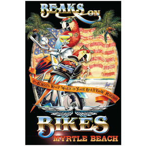 Beaks on Bikes South Carolina
