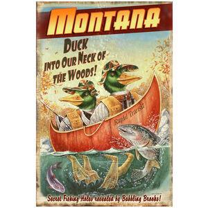 Montana Ducks