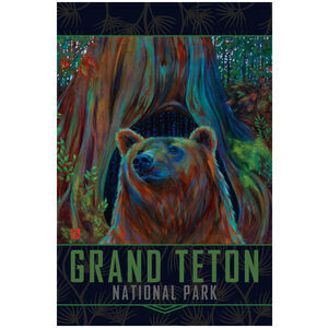 Grand Teton Brown Bear