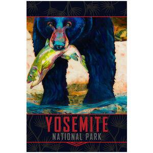 Yosemite Fishing Bear