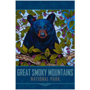 Great Smoky Mountains Berry Bear