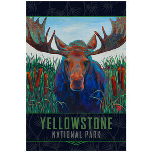 Yellowstone Bull Moose