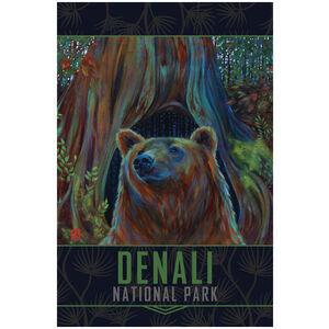 Denali National Park Brown Bear