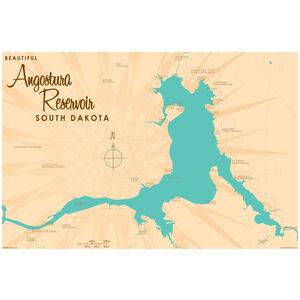 Angostura Reservoir South Dakota