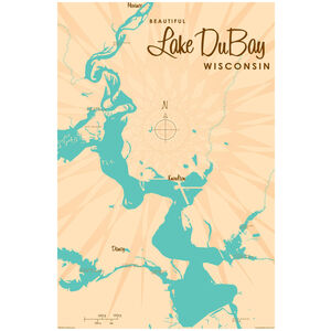 Lake DuBay Wisconsin