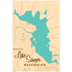 Lake Sawyer Washington