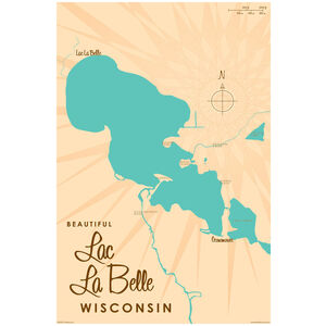 Lac La Belle Wisconsin