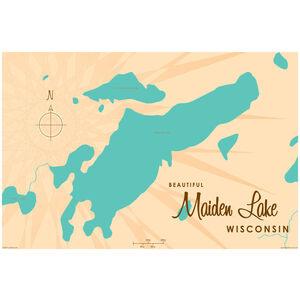 Maiden Lake Wisconsin