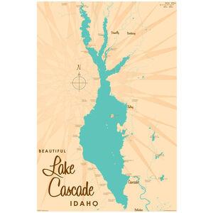 Lake Cascade Idaho
