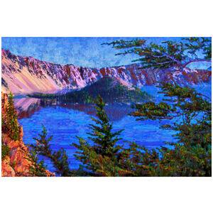 Wizard Island (Crater Lake, Oregon)