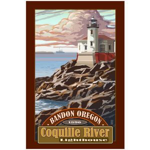 Bandon (Coquille River) Lighthouse
