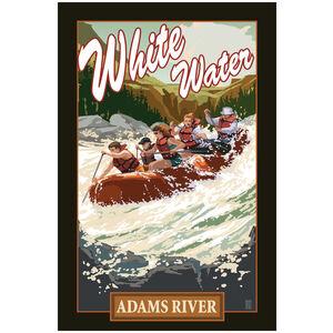 Adams River Canada