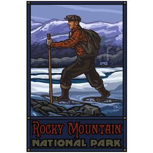 Rocky Mountain National Park Snowshoer Cabin