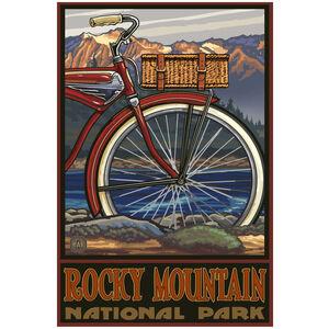 Rocky Mountain National Park Fat Tire Bike