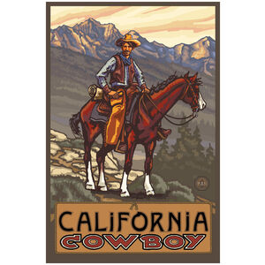 California Cowboy Ranch Hand