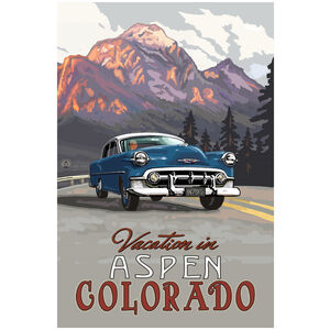 Aspen Colorado Road Trip Mountains