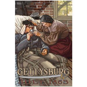 Gettysburg Civil War Nurse