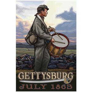 Gettysburg Civil War Drummer