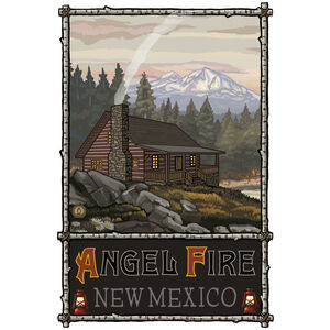 Angel Fire New Mexico Summer Mountain Cabin